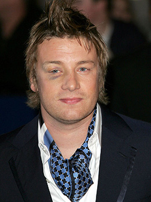 Mandatory Credit: Photo by Tim Rooke / Rex Features ( 557833s ) Jamie Oliver NATIONAL TV AWARDS, ROYAL ALBERT HALL, LONDON, BRITAIN - 25 OCT 2005